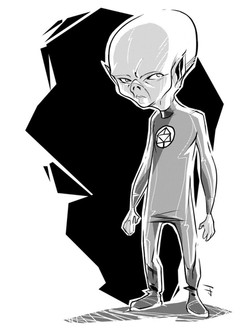 Alien Case Aricanduva - Brazil