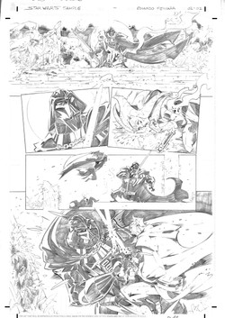 Star Wars Sample Pages 2-2