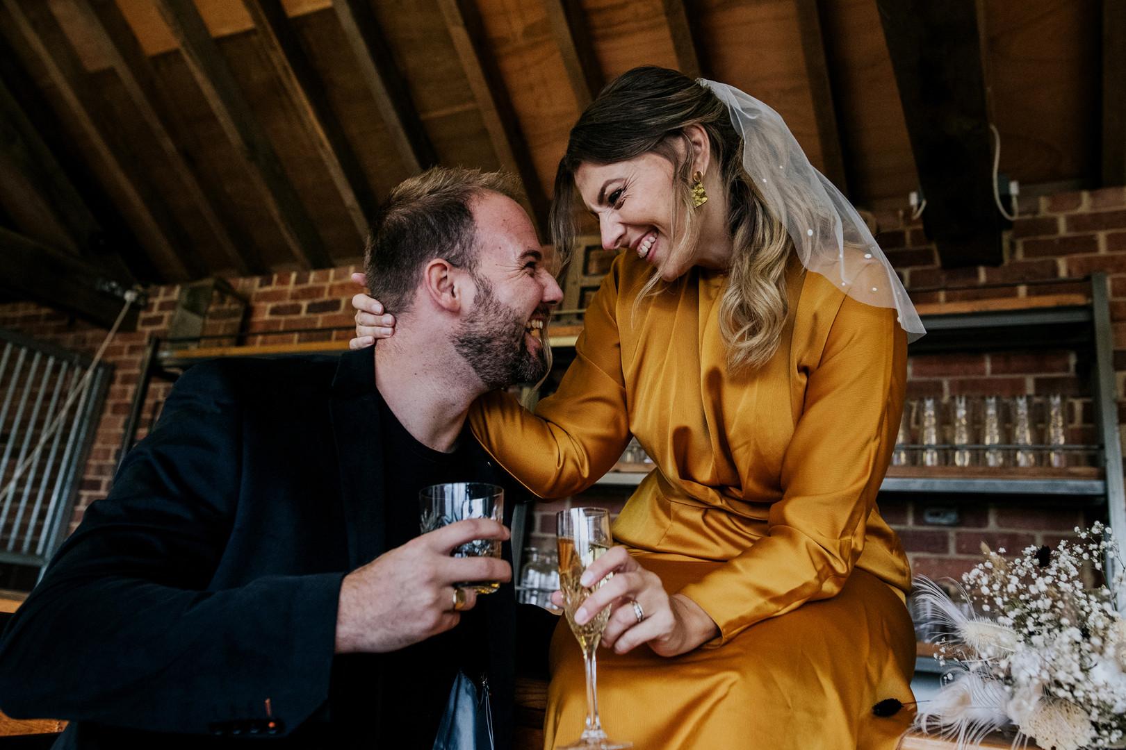 Birmingham wedding photography at Castleview farm