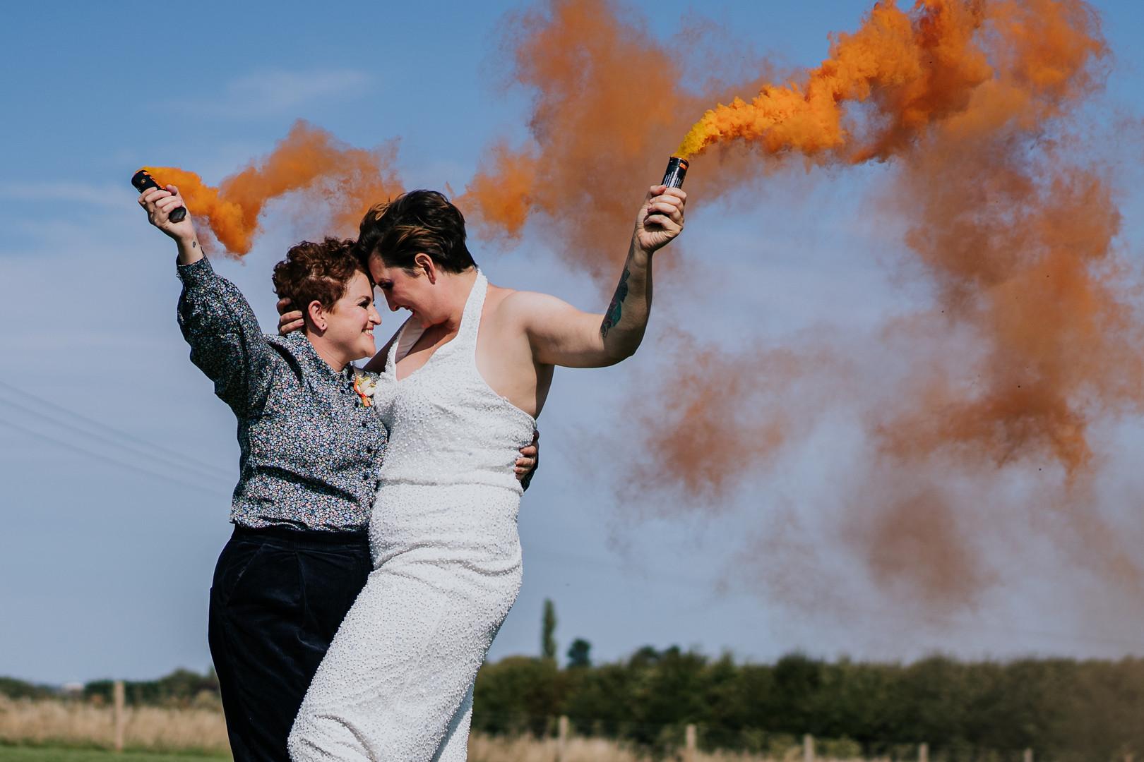 Fun wedding photography at Poplars farm.jpg