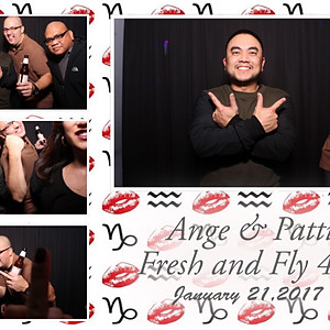 Ange & Patti's Fresh And Fly 40th