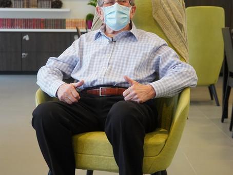 Eerste Limburgers gevaccineerd!