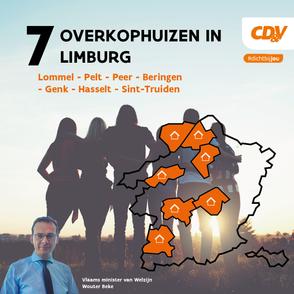 7 OverKophuizen in Limburg!