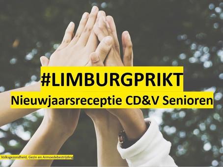 Het jaar goed inzetten met CD&V senioren Limburg!