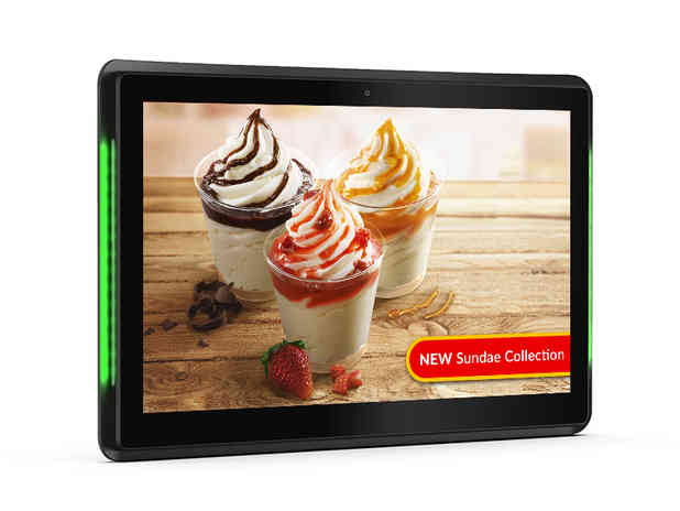 10 Inch POS Network Android Advertising