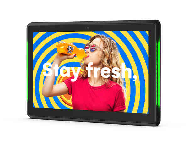 10 Inch POS Android Advertising Display