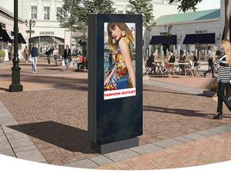 O Outdoor Freestanding Digital Poster acabou de receber grandes atualizações… sem custo extra!
