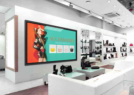 4K Large Format Displays - Application I