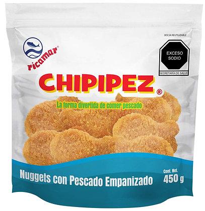 Chipipez® Nuggets con Pescado Empanizado