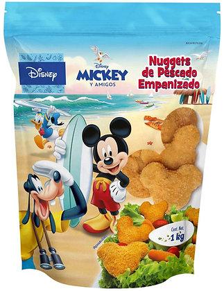 Disney Nuggets de Pescado Empanizado