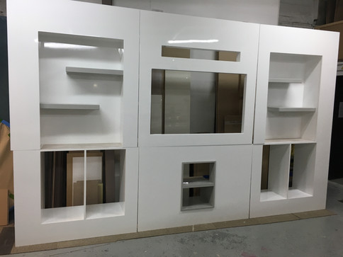 Inbuilt TV unit with thick shelves.JPG