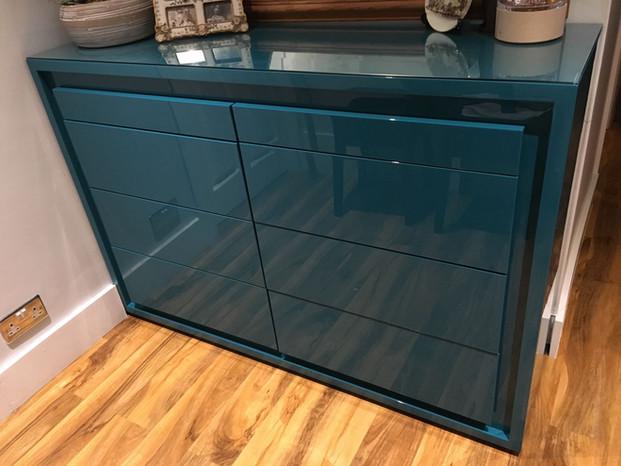 Sandapaints designed drawer unit.JPG