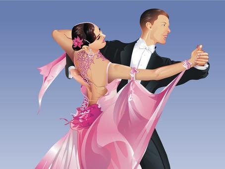 Ballroom Spirit Thanksgiving Show-Dance Competition