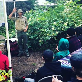 USFS McKenzie River Lead Wilderness Ranger: Dylan McCoy