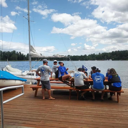 Instructors of Willamette Sailing Club