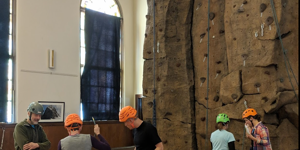 Climbing Day with Mazamas (Click RSVP for details)