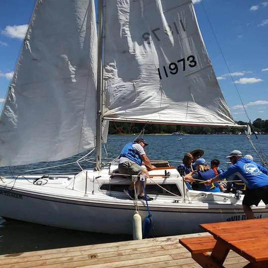 Willamette Sailing Club