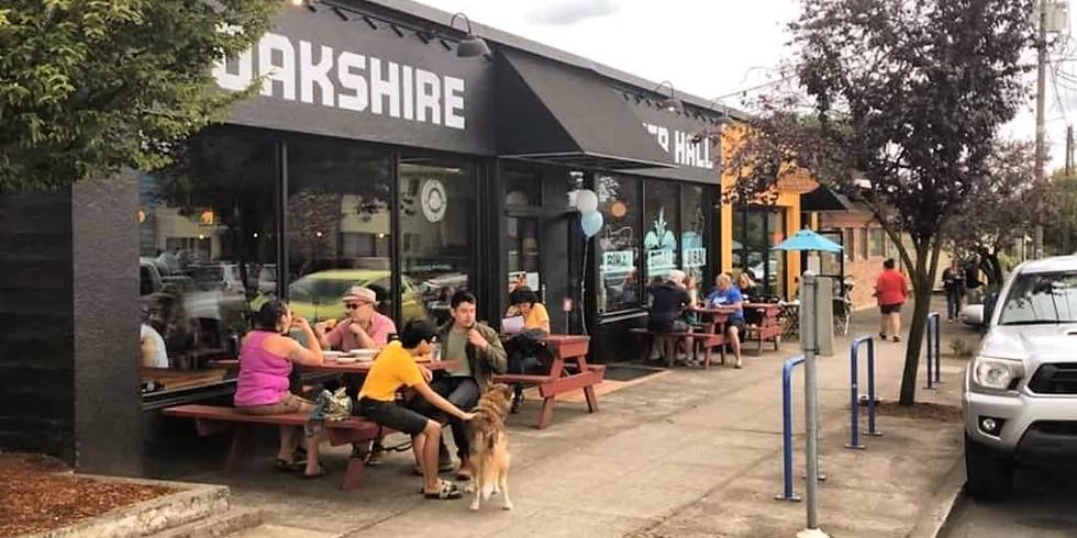 Oakshire Beer Hall Inspires Night
