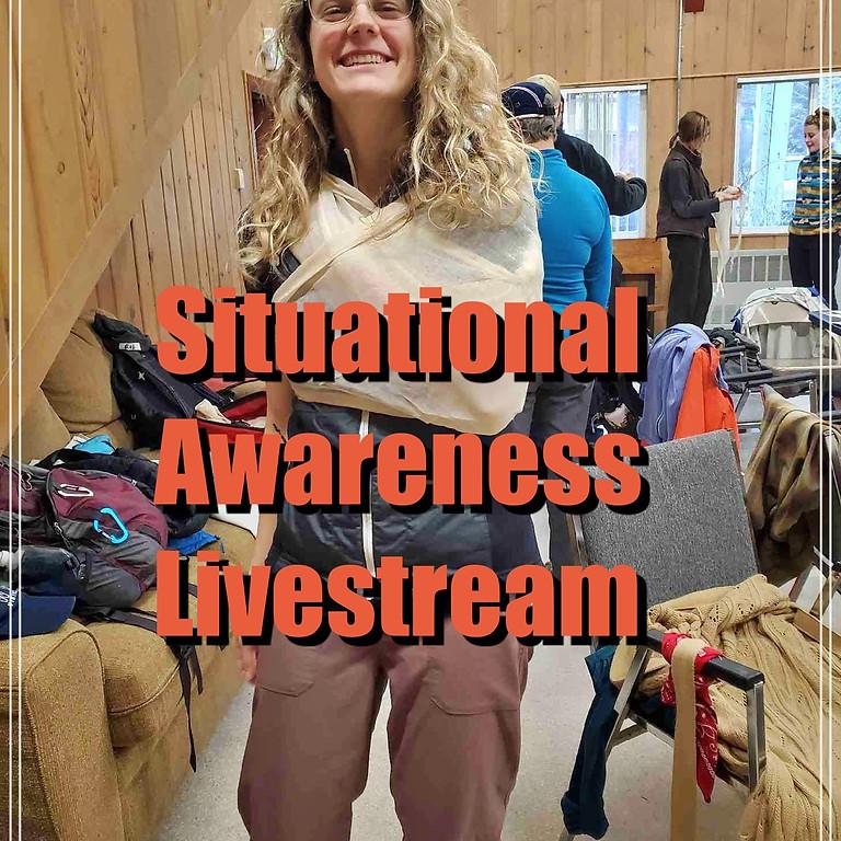 Situational Awareness - Wilderness First Responder
