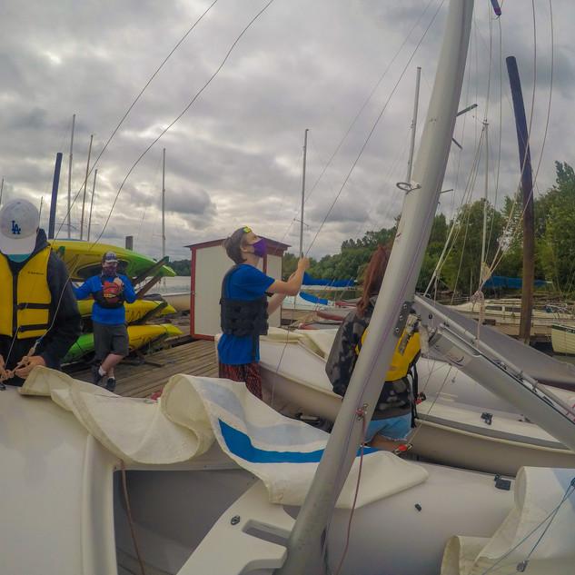 2020 Sailing