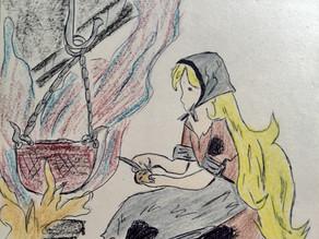 Ein Märchen malen