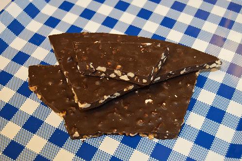 Dark Chocolate Walnut Bark