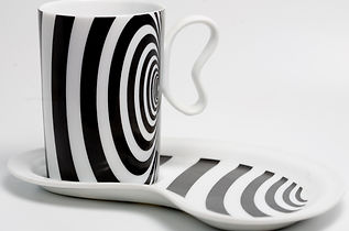 Cup and Long Saucer