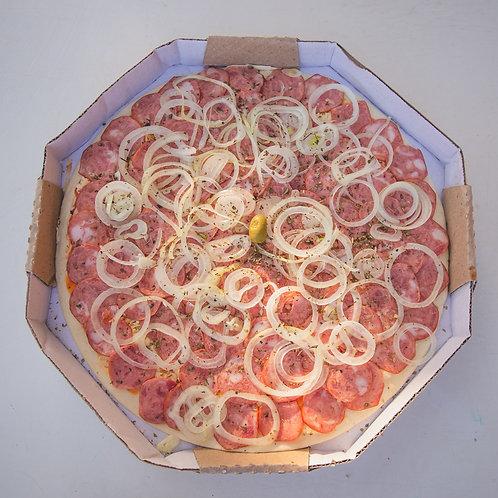 Pizza de Calabreza
