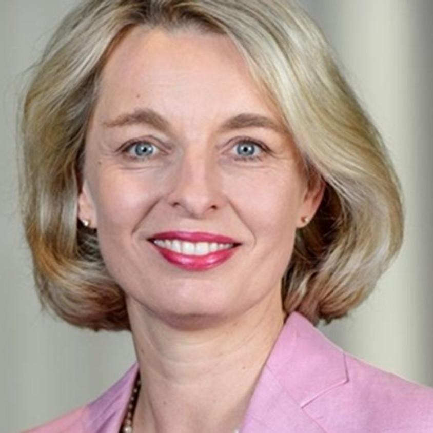 Ursula Gabriela Nold, Präsidentin des Migros-Genossenschafts-Bunds