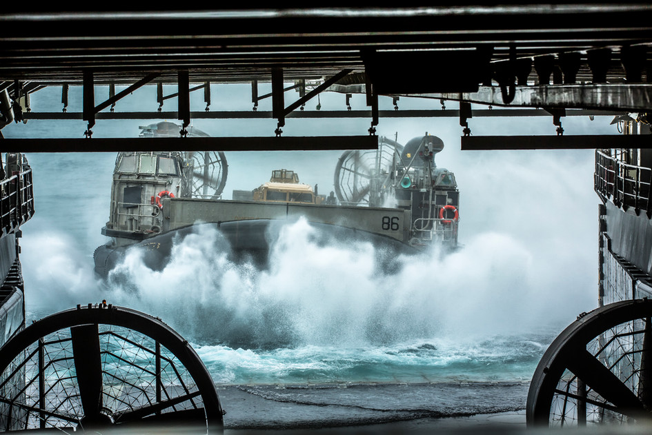 LCAC 86 Day Entry