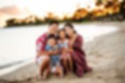 Melbourne beach family photographers