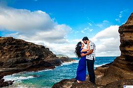 Engagement Photographers in Oahu, Hawaii - Maui