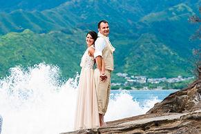 Wedding Photographers in Oahu, Hawaii