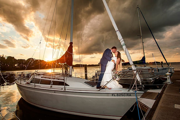 Intimate wedding photography cocoa beach, fl