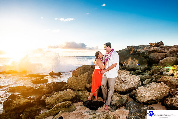 Proposal photographers in cocoa beach florida