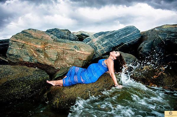 Maternity photographers in Cocoa beach f