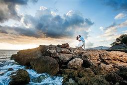 Engagement Photographers in Oahu -Maui Hawaii