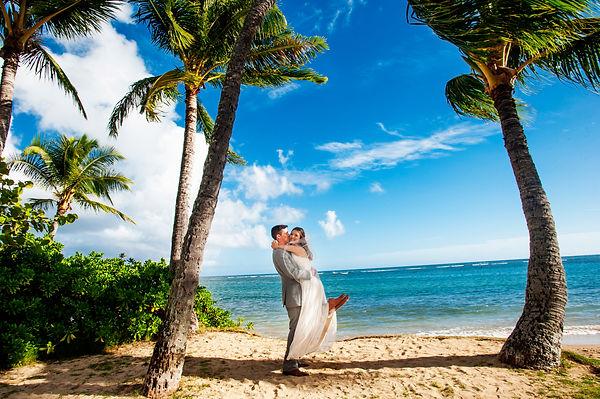 Initmate wedding photographers in cocoa beach, fl