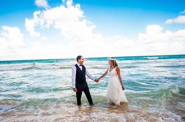 Honeymoon photographer cocoa beach fl