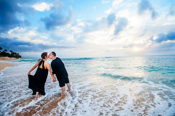Engagement Photographers in Melbourne beach fl