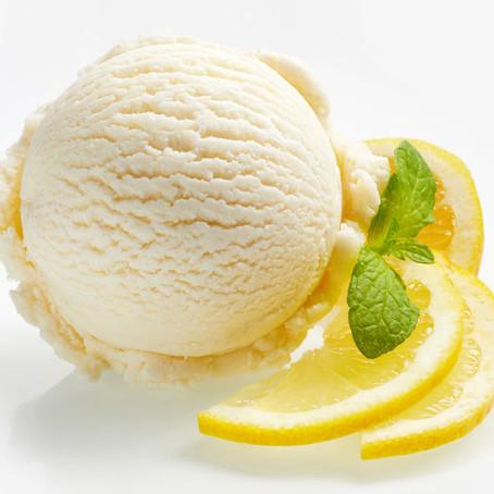 Lucky Lemon Ice Cream