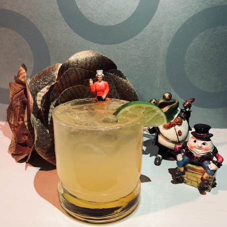 The Children's Book Author Cocktail