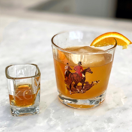 The Karl Fashioned Cocktail