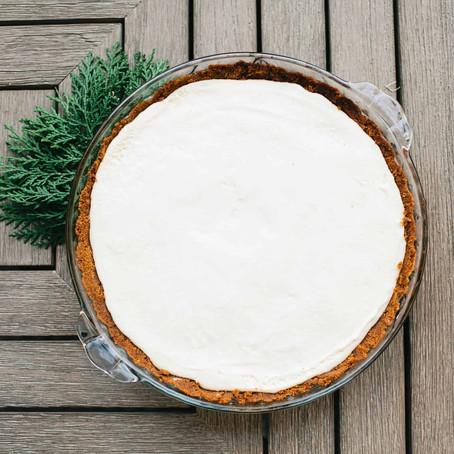 Mom's Cream Cheese Pie