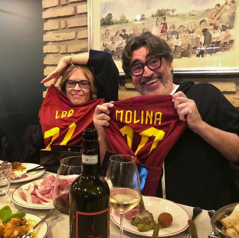 Alfred Molina & Jennifer Lee