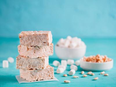 Crispy Rice & Marshmallow Trea