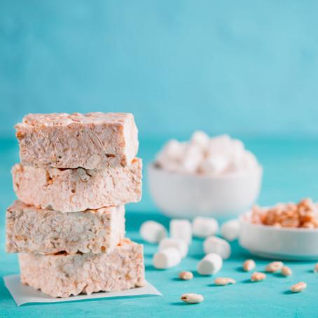 Crispy Rice & Marshmallow Treat