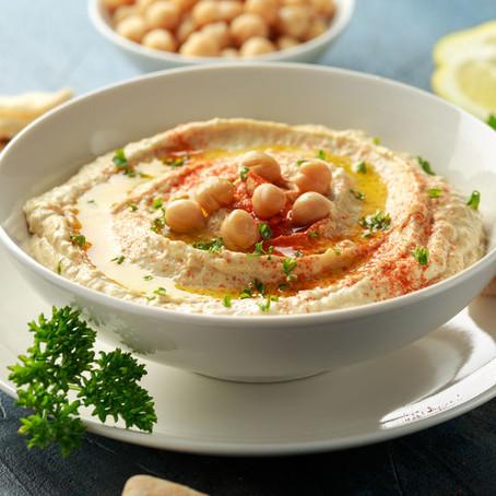Hummus & Baba Ghanoush