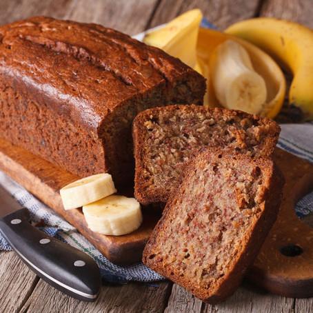 Aunt Kathy's Banana Bread