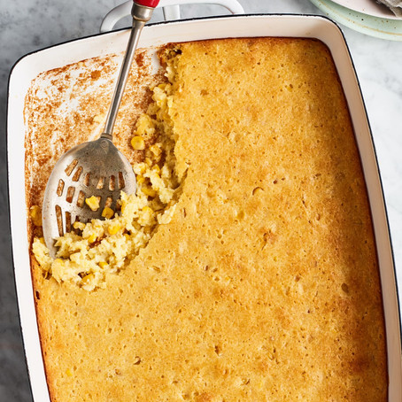 One-Bowl Corn Casserole